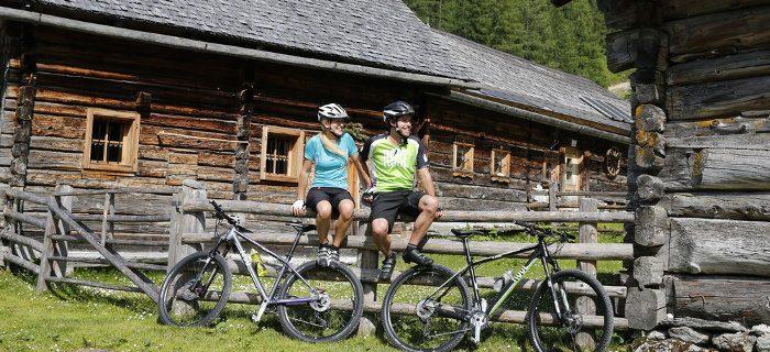 Radfahren im Sommer
