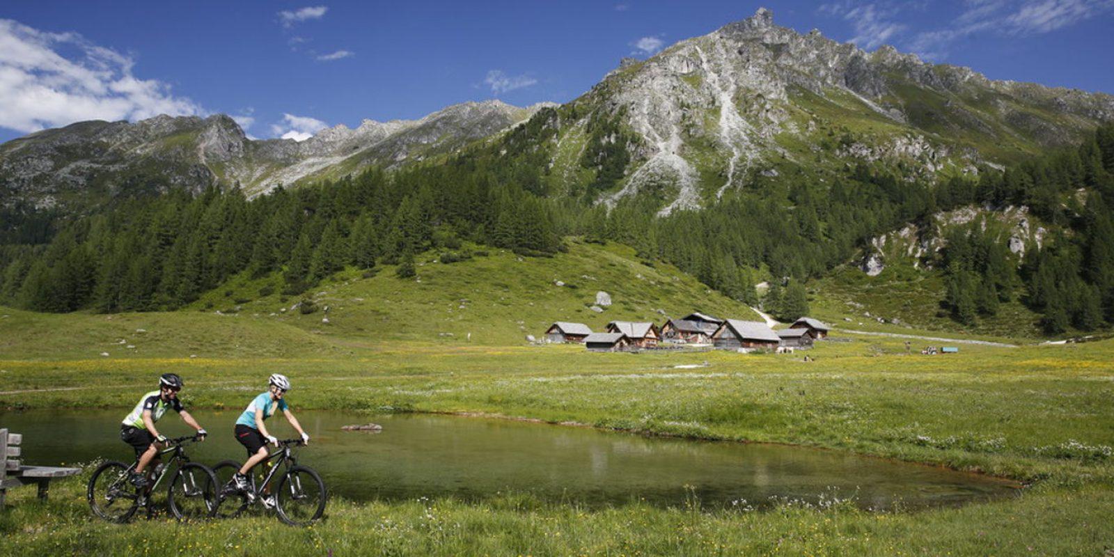 Radtour Schladming Dachstein