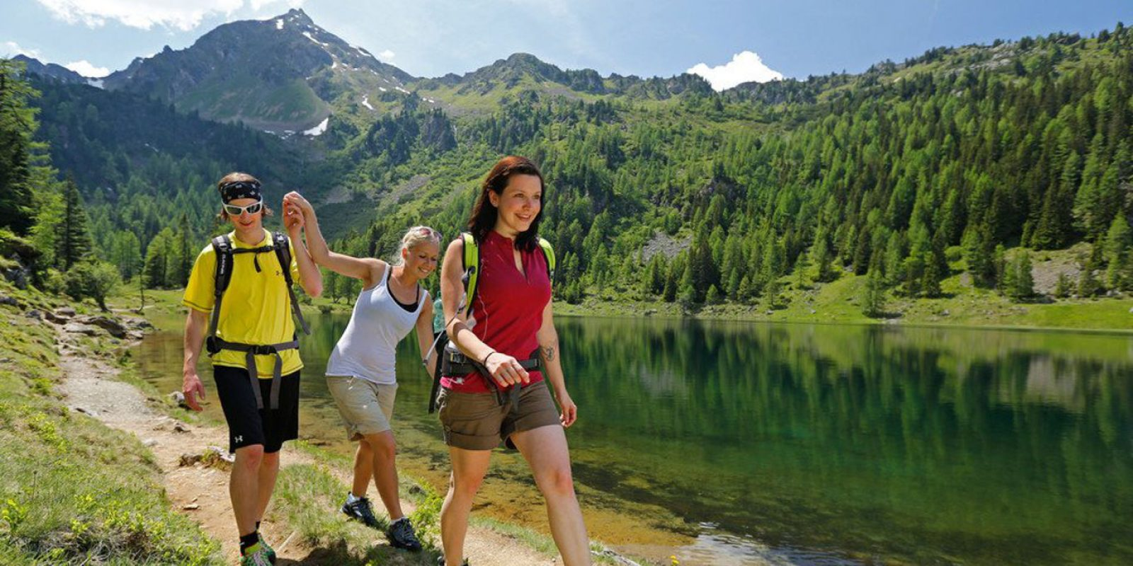 Wanderwege Schladming Dachstein